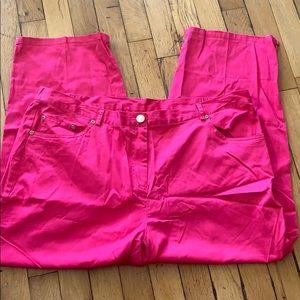 Ruby Rd size 16 W capris